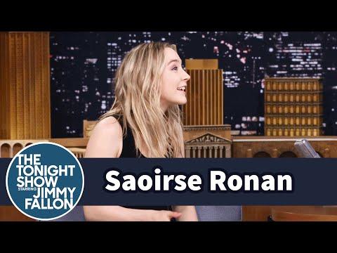 Saoirse Ronan Explains Irish Pub Lock-Ins thumbnail