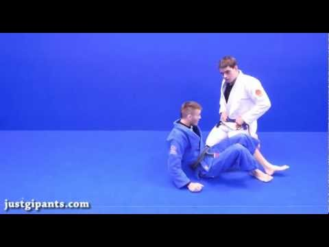 Omoplata Technique from Open Guard - This Ain't Sambo, Homie | Justgipants.com Image 1