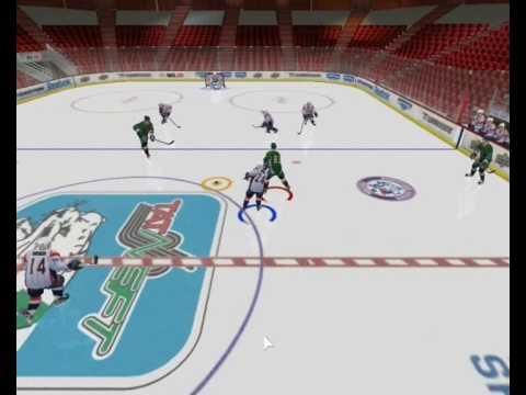 УРОКИ NHL 09