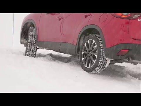 Mazda CX-5 Ice Academy