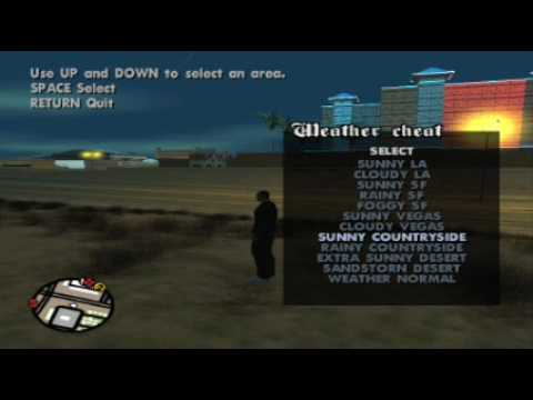 GTA San Andreas Cleo 3 Mods II