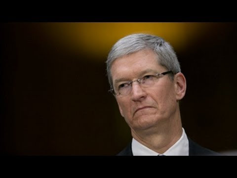 Apple CEO Tim Cook: We Pay All Taxes We Owe