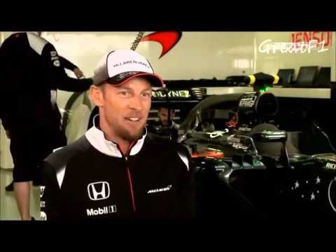 Jenson Button on his future. Russian GP 2016