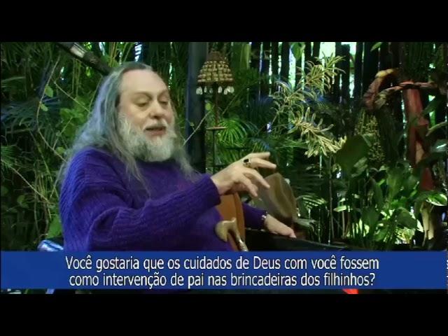 Você gostaria que os cuidados de Deus fossem como intervenções de pai nas brincadeiras dos filhos?