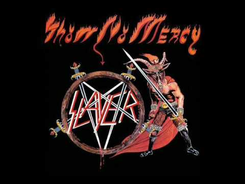 Slayer - Metal Storm Face The Slayer