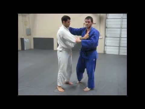 Judo Move of the Week: Tani Otoshi Switch (pt2) Image 1