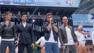 'THE WANTED' NATHAN SYKES RETURNS TO THE STAGE!