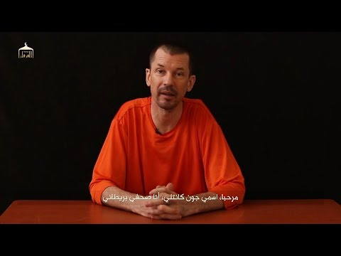 New ISIS Video Said to Show Captive British Journalist
