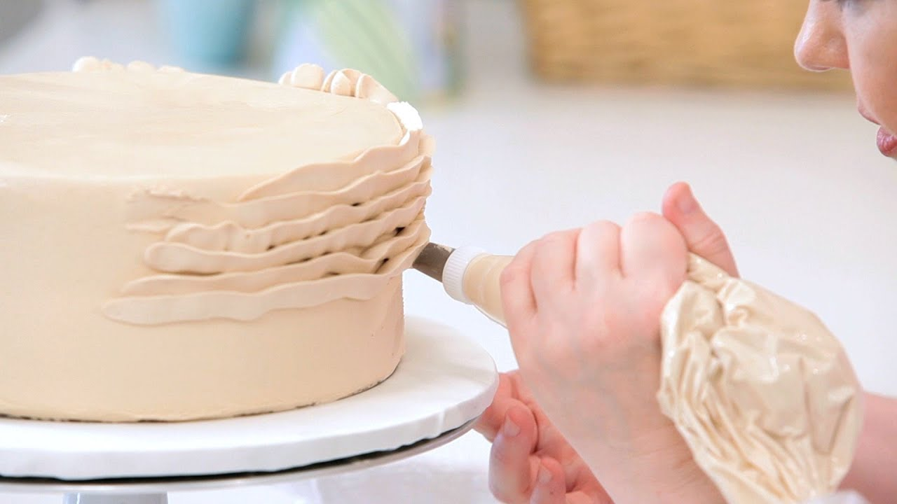 Decorating Borders On Cakes
