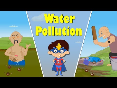 Water Pollution | Educational Videos for Kids