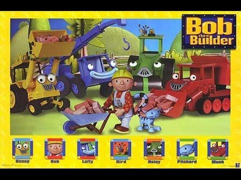 Bob the Builder  Can We Fix It Full Game Episode 2014