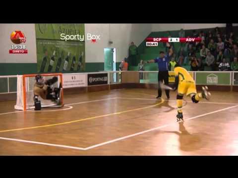 Sporting 4-1 Valongo