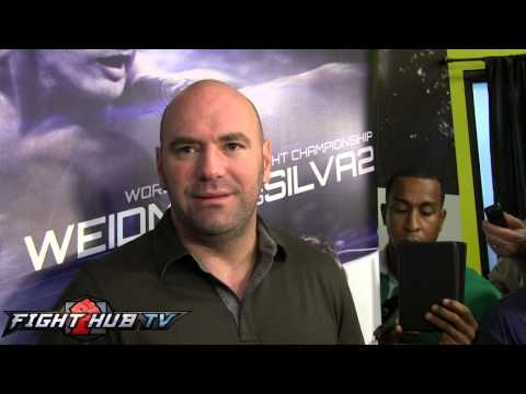 Dana White Floyd Mayweather  Haymon managing MMA fighters not a bad thing