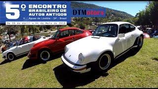 5º Encontro Brasileiro de Carros Antigos Águas de Lindóia - DTMotors