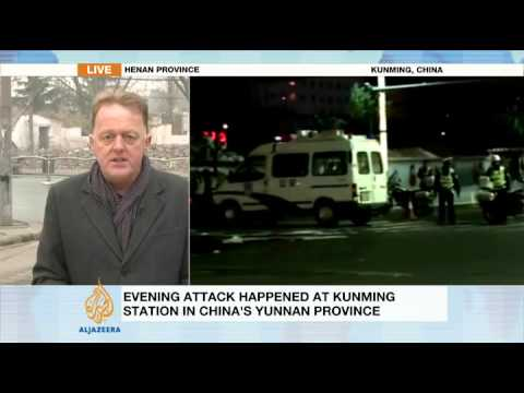 Dozens killed in China stabbing spree Asia Pacific Al Jazeera English