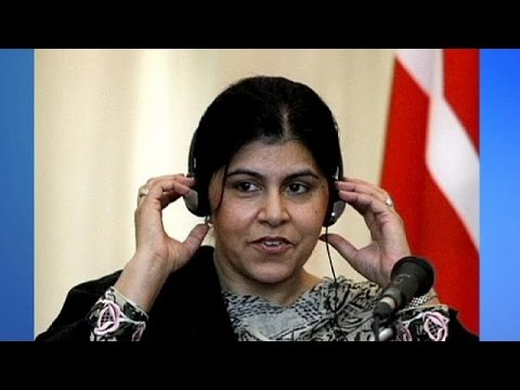 Baroness Warsi resigns over UK Gaza stance