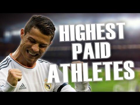 Top 10 Highest-Paid Athletes