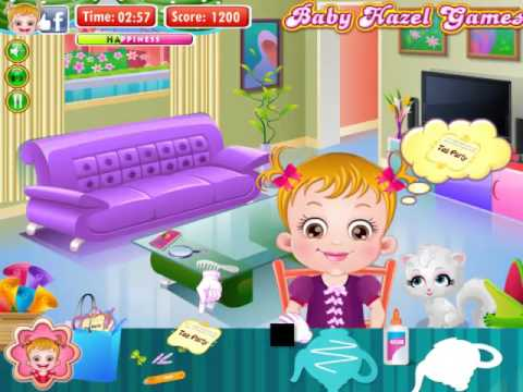 BABY HAZEL   Episode 03,    Gameplay   Best Games Rhymes Songs For Children   Top 10 Videos   01