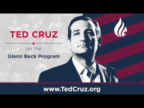 Ted Cruz on the Glenn Beck Program | May 10, 2016