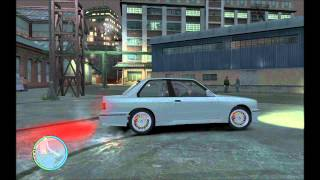 GTA IV BMW E30 Girl Problems xxx :-) (1080p Full HD)