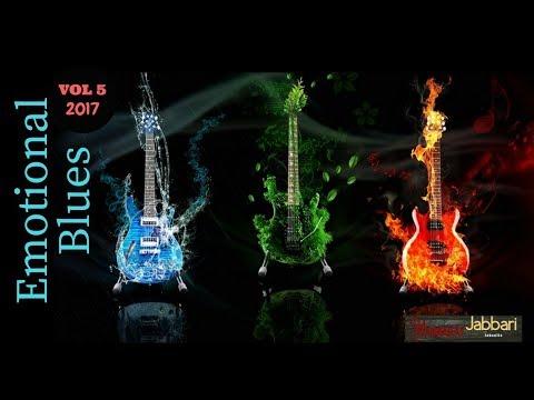 Emotional Blues Music - Youness Jabbari | Vol5