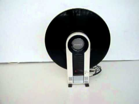 Sony Recording Sony Ps-f9 Vintage Record
