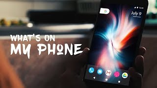 What's On My Phone / Mi A1 (2018)
