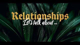 RELATIONSHIPS - Lets Talk About Sex | Leo und Susanna Bigger
