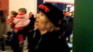 Syracuse Symphony flash mob Hallelujah Carousel Mall