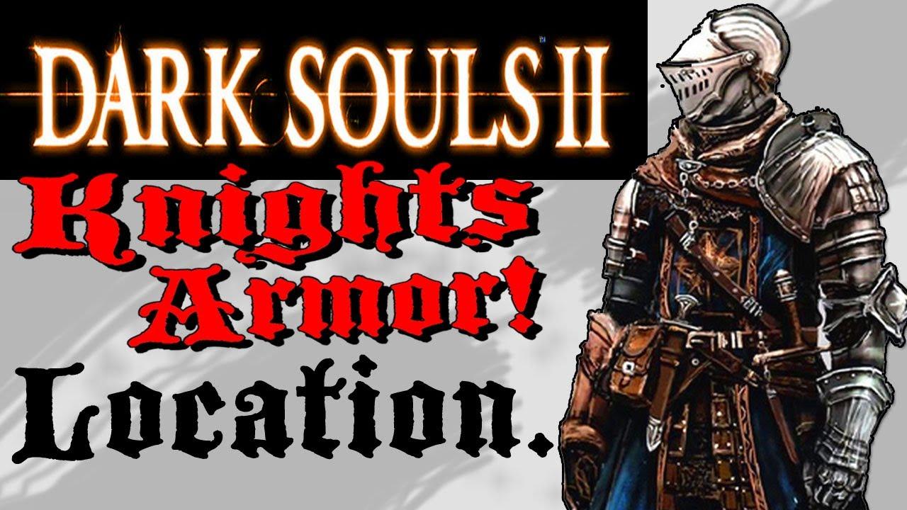 Dark Souls 2 Armor Guide