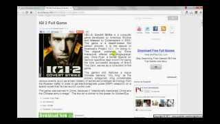 Download video How to Download IGI 2 Game