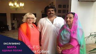 Mira Adanja Polak: Ekskluzivno - Maharadža i Gandijeva prijateljica