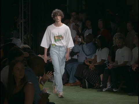 OFF WHITE Paris Fashion Week Men's Spring/Summer 2019