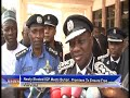 Buhari Decorates Newly Appointed IGP, Promises To Ensure Free, Fair Polls