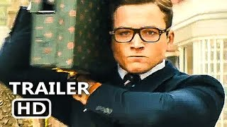 KINGSMAN 2 Official Trailer Tease (2017) THE GOLDEN CIRCLE, Spy Action Movie HD