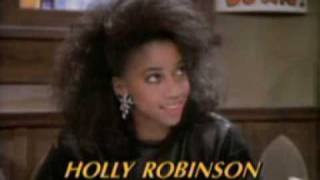 Holly Robinson Peete - 21 Jump Street Intro
