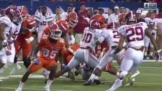 2016 SEC Championship - #1 Alabama vs. #15 Florida (HD)