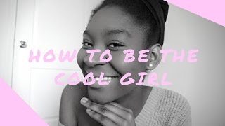 How To Be The Cool Girl || Talkaholic EP. 5 || DISPARATE AMELIA