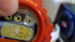 Buy Red G Shock 6900 Review Unboxing