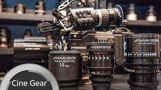 Panavision Introduces Four New Large Format Lens Lines