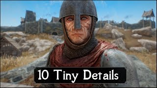 Skyrim: Yet Another 10 Tiny Details That You May Still Have Missed in The Elder Scrolls 5 (Part 48)