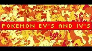 Pokemon EV's and IV's