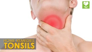 Tonsils Infection - Home Remedy | Health Tips