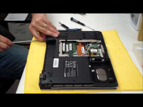 Acer Aspire 3680/ZR1 DC Power Jack Repair