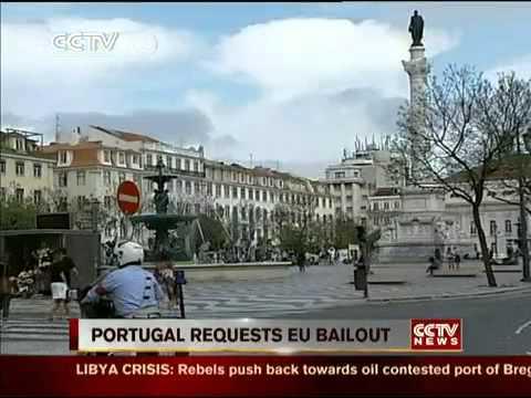 Portugal requests EU bailout
