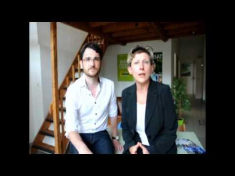 Dernier message d'Alexandre Marsat et de Marie Bové pour le vote de dimanche 10 juin