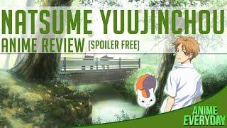 Natsume Yuujinchou Anime Review - AnimeEveryday Anime Reviews