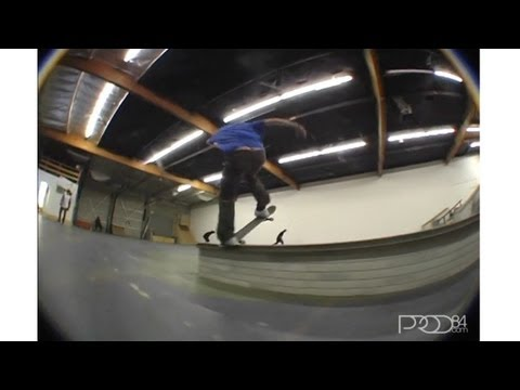 Torey Pudwill - Throwback Clip