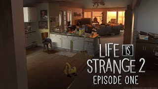 Life Is Strange 2: Episode One - The Movie