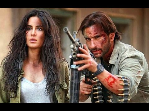 Phantom Official Trailer First Look | Katrina Kaif Saif Ali Khan